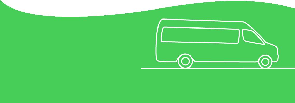 MInibus Green